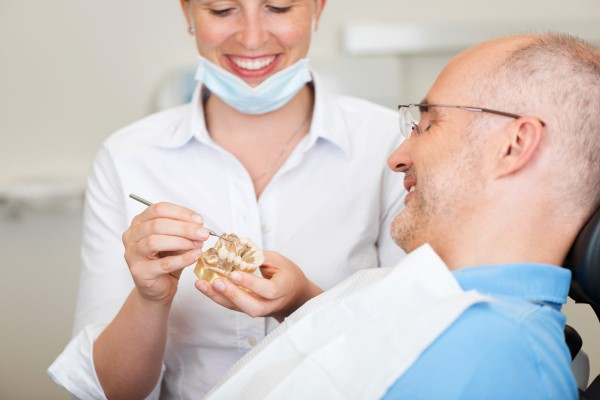 Dental Restoration Options For A Damaged Tooth